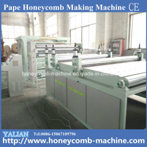 High Speed Paper Honeycomb Core Line Machineries for Door Stuffing