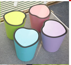 Heat Shape Plastic Household Waste Bin pictures & photos