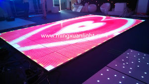 High Quality P20 Video LED Dance Floor for Stage Event pictures & photos