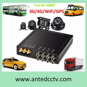 4/8CH 1080P Mobile DVR with Hard Drive 2tb pictures & photos