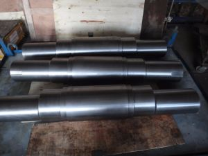 Alloy Steel Forging Normalizing Tempering CNC Machining Customized Shaft Used for Industrial Machinery pictures & photos