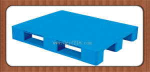 China 1200X1000X160mm Heavy Duty Flat Plastic Pallet for Warehouse Manufacturer pictures & photos