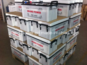 12V 180ah Dry Charged Car Battery