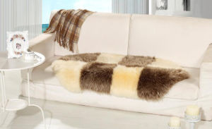 Sheepskin Seat Cushion Chair Pad pictures & photos