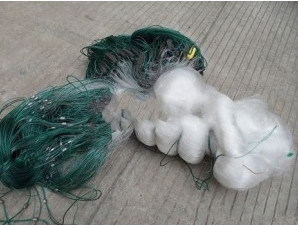 Manual Completed Fishing Nets with Floats and Sinkers pictures & photos