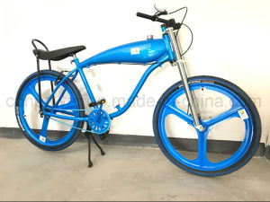 All Blue Color, DIY Super 3.75L Gas Frame Motorized Bicycle Super Gt-2b, Cdh China Producing pictures & photos