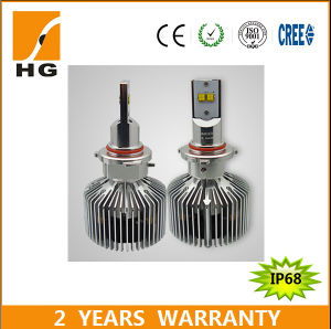9006 H4 LED 45W Philips LEDs Headlight Bulb pictures & photos