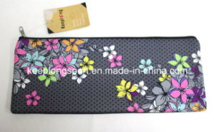 Popular Waterproof Neoprene Pencil Bag for Students, Neoprene Pecil Bag for Children pictures & photos