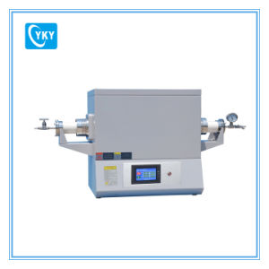 Laboratory 1700c High Temperature Vacuum Tube Furnace with O. D80*1000mm Heating Zone Cy-T1700-80it pictures & photos