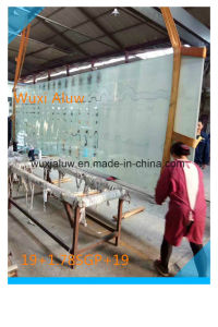Big Size Laminated Glass for Building pictures & photos