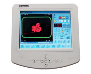 Touch-Screen A29 Embroidery Machine Control System
