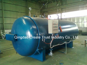 2017 Hot Sale Rubber Vulcanizing Autoclave with Complete Safety System pictures & photos
