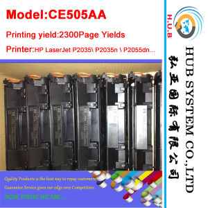 Compatible Toner Cartridge for HP Ce505A (05A) ; HP Q5949A (49A) pictures & photos