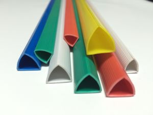 Plastic PVC File Slide Binder for Binding (YD-7) pictures & photos