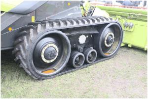 Challenger 45 Machine Rubber Tracks