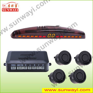 Best Electromagnetic Sensor Parking LED Parking Sensor Without Drill Car Parking Sensor