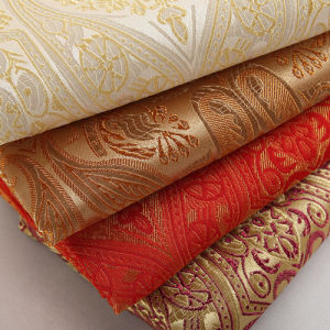 Classic Jacquard Dyeing Fabric for Chairs pictures & photos