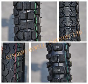 High Quality Motorcycle Tires with Various Patterns (275-18, 250-17) pictures & photos