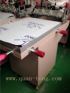 Chntop Manual Cylindrical Automatic Screen Printer