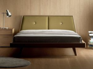 The Nordic Contemporary and Contracted Plate Cloth Art Bed pictures & photos