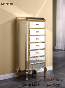 Modern 6 Drawer Mirrored Furniture Chest pictures & photos