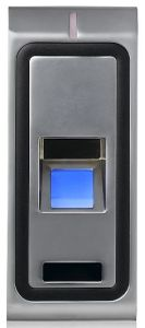 IP65 Metal Waterproof Fingerprint Wiegand or Standalone Access Control