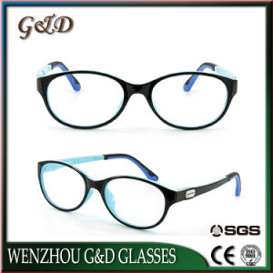New Design Tr90 Eyewear Eyeglass Kids Optical Glasses Frame 41-002 pictures & photos