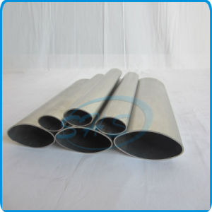 Stainless Steel Elliptical Oval Pipes for Door Handle