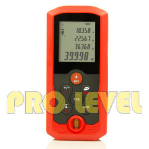70m High Accurate Hand-Held Laser Distance Meter pictures & photos