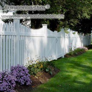 100% Virgin Vinyl Garden Fence pictures & photos