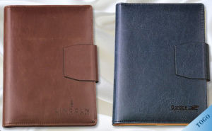Cheap Leather Diary for Sale pictures & photos