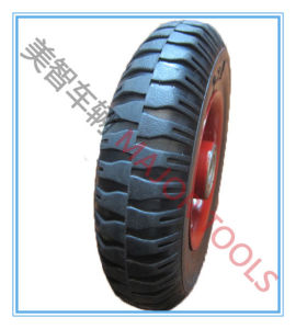 Heavy Duty Solid Rubber Tyre for Unpaved Road pictures & photos