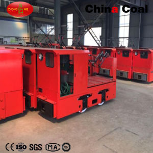 Cty25/6g Mining Anti-Explosive Electrical Battery Locomotive pictures & photos