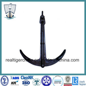 Casting Steel Ship Admiralty/ Navy Anchor with Certificate pictures & photos