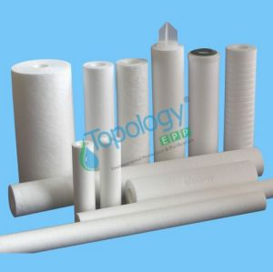 Wqa Certified PP Melt Blown Filter Cartridge pictures & photos