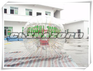 Customized Logo Inflatable Grassball Zorbing Good Quality