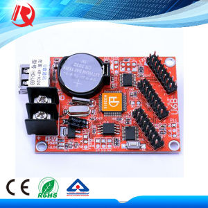 Control Card HD-U6b LED Scrolling Display Panel Card pictures & photos