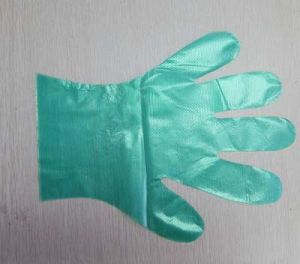 Disposable PE Glove, HDPE Glove pictures & photos