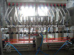 Automatic Gravity Liquid Bottle Filler pictures & photos