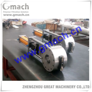 Plastic Extrusion Machine Used Plate Type Hydraulic Melt Screen Changer pictures & photos