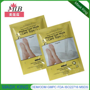 Peelling off and Moisrurizing Foot Mask pictures & photos