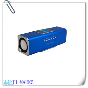Mini USB TF Card FM Music Speaker for MP3, MP4, Mobile Phone, Computer, Laptop, iPod, iPhone etc.