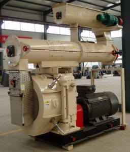CE TUV Ring Die Wood Biomass Pellet Machine (SZLH320 SZLH420 SZLH508) pictures & photos