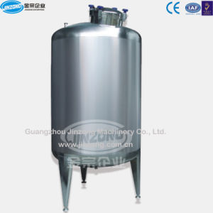Jinzong Machinery Custom-Made Stainless Steel Health-Class Storage Tank pictures & photos
