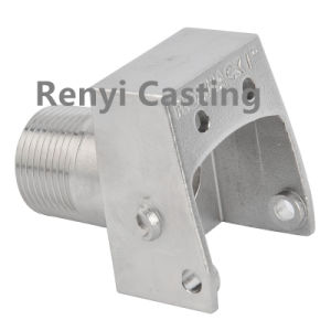 Stainless Ss316 Valve Body-Lost Wax Casting, Smooth, Precision pictures & photos