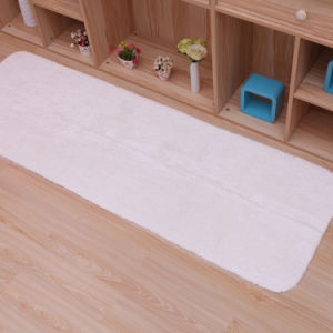 Anti-Slip Home Textile Bath Mat /Cotton Mat (Cot0100) pictures & photos