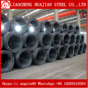 Iron Material Steel Rebar in Coil pictures & photos