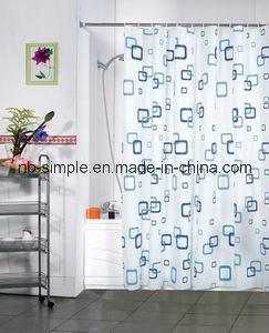 PEVA Shower Curtain (SC1001)