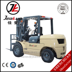 Europe Standard Easy Operating Customized Ce 4.5t Forklift pictures & photos