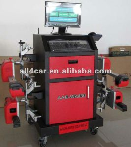 CCD Wheel Alignment Machine with Ce (AAE-WA830) pictures & photos